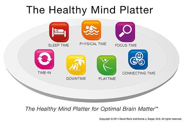 The Health Mind Platter