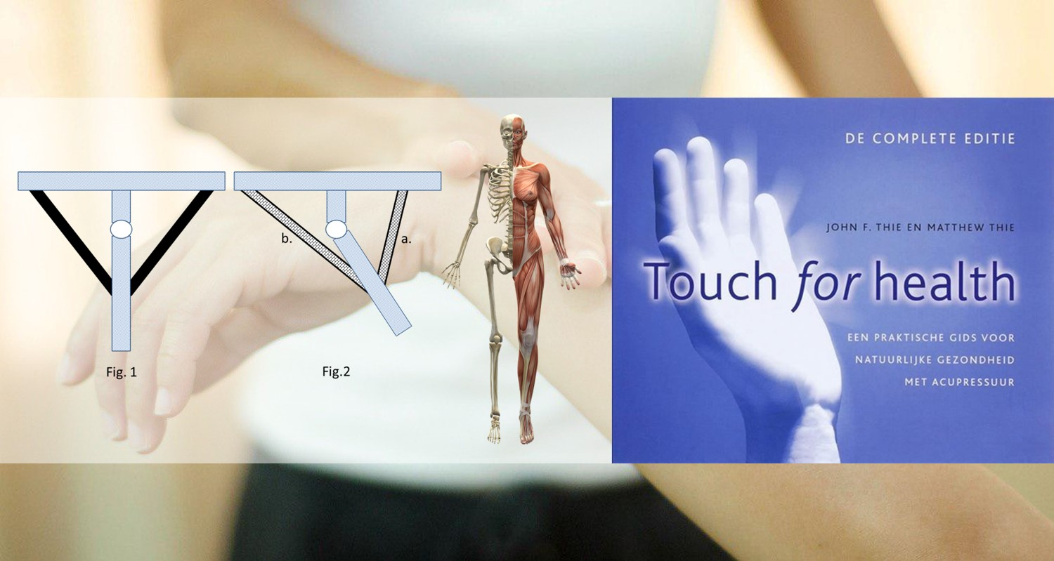 Touch for Health 1 zelfhulp TOOLS